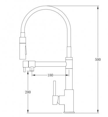 Смеситель OL-8023